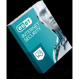 ESET INTERNET SECURITY 4 Postes / 2 Ans