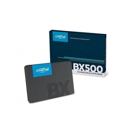 Disque SSD interne Crucial CT120BX500SSD BX500 2,5 pouces SATA 3D NAND 120 Go