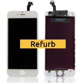 "ECRAN IPHONE 5S/ 5SE BLANC LCD ORIGINAL APPLE  ""REFURB"""