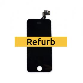 "ECRAN IPHONE 5S/ 5SE NOIR LCD ORIGINAL APPLE  ""REFURB"""
