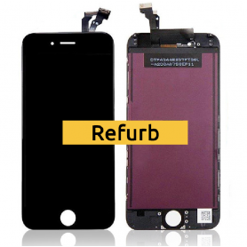 "ECRAN IPHONE 6+ NOIR LCD ORIGINAL APPLE  ""REFURB"""