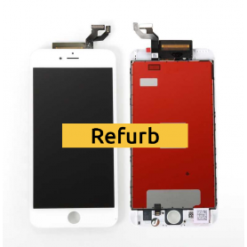"ECRAN IPHONE 6S + BLANC LCD ORIGINAL APPLE  ""REFURB"""