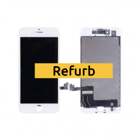 "ECRAN IPHONE 8+ BLANC LCD ORIGINAL APPLE  ""REFURB"""