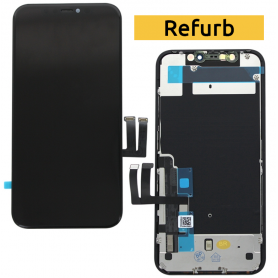 "ECRAN IPHONE 11 NOIR LCD ORIGINAL  APPLE  ""REFURB"""