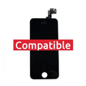 ECRAN IPHONE 5S NOIR LCD COMPATIBLE