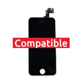 ECRAN IPHONE 5 NOIR LCD COMPATIBLE