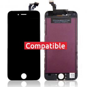 ECRAN IPHONE 6 NOIR LCD COMPATIBLE
