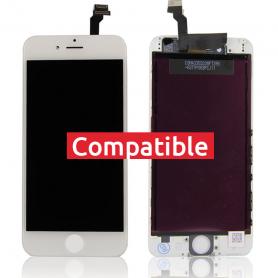 ECRAN IPHONE 6 BLANC LCD COMPATIBLE