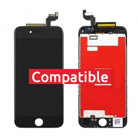 ECRAN IPHONE 6S NOIR LCD COMPATIBLE