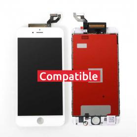 ECRAN IPHONE 6S+ BLANC LCD COMPATIBLE