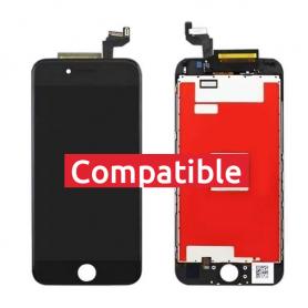 ECRAN IPHONE 6S+ NOIR LCD COMPATIBLE