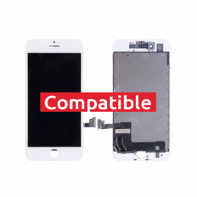 ECRAN IPHONE 7 BLANC LCD COMPATIBLE