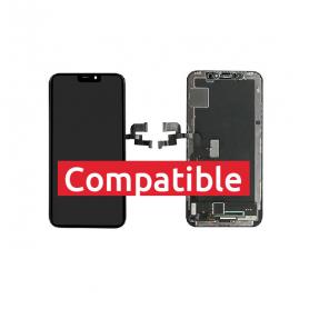 ECRAN IPHONE X NOIR LCD COMPATIBLE