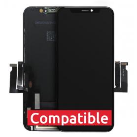 ECRAN IPHONE XR NOIR LCD COMPATIBLE