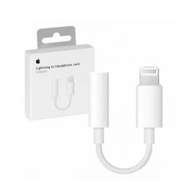 Adaptateur audio Lightning vers jack Apple Oem