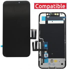 ECRAN IPHONE 11 NOIR LCD COMPATIBLE
