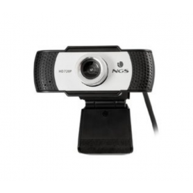 NGS WEBCAM USB 720P HD 1280X720 INTEGRATED MICROPHONE IN