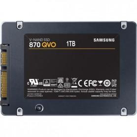 Disque Dur SSD Samsung 870 QVO - 1To (1000Go) - MZ-77Q1T0BW