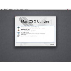 FORFAIT REINSTALATION SYTEME D EXPLOITAION OS X
