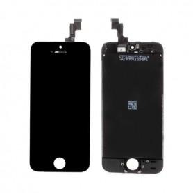ECRAN IPHONE 5S  NOIR LCD ORIGINAL APPLE  QUALITE PREMIUM