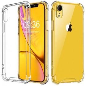 Coque Antichoc pour Apple iPhone XR - Gel TPU Transparent Protection Silicone