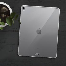 Coque de protection en silicone Transparent p. Apple iPad Pro 12,9 2018