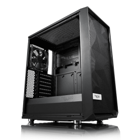 FRACTAL DESIGN Boitier Fractal Design Meshify C Noir
