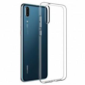 Minigel slim coque en gel pour Huawei P20 LITE 2019 - Transparent