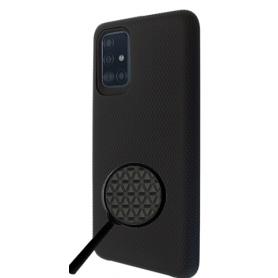 """""""OKKES"""" """"Guard 02 serie"""" pour Samsung  J6 2018 noir"""