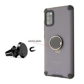 OKKES MAGIC RING pour Samsung  S10E  NOIR