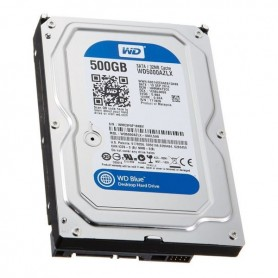 "Disque Dur Western Digital 500 GO 7200 trs/mn 3.5"""