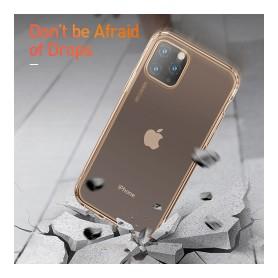 Baseus COQUE PROTECTION pour Apple Iphone 11 (6.1) GOLD
