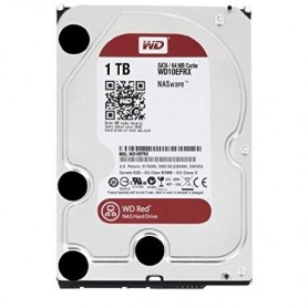 """Disque Dur Western Digital RED 1 TO 7200 trs/mn 3.5"""" (NAS WARE)"""