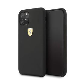 Ferrari SF COQUE PROTECTION pour Apple Iphone 11 (6,1) NOIR