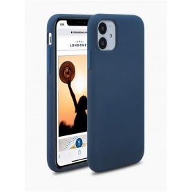 """Coque Softy Touch pour iPhone 11 (6.1"""") - Bleu"""