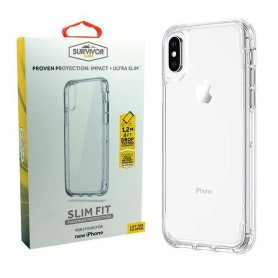 Griffin Survivor Clear Faceplate Iphone X / XS 5,8 Clear