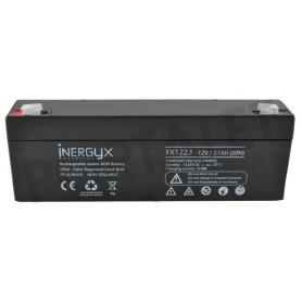 FX122.1 Batterie 12Volts 2Ah ABS FR - Boîtier UL94 V-0