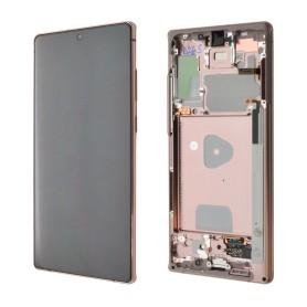 ECRAN BRONZE NOTE 20 (N980F) SERVICE PACK SAMSUNG GH82-23495B/23733B