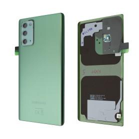 VITRE ARRIÈRE VERT Note 20 (N980F) SERVICE PACK SAMSUNG GH82-23299C