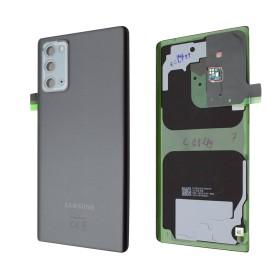 VITRE ARRIÈRE GRIS Note 20 (N980F) SERVICE PACK SAMSUNG GH82-23299A