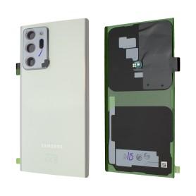 VITRE ARRIÈRE BLANC NOTE 20 ULTRA (N986F) SERVICE PACK SAMSUNG GH82-23281C