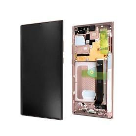 ECRAN BRONZE NOTE 20 ULTRA (N986F) SERVICE PACK SAMSUNG GH82-23596D