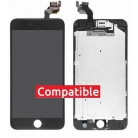 ECRAN IPHONE 6+ COMPATIBLE NOIR