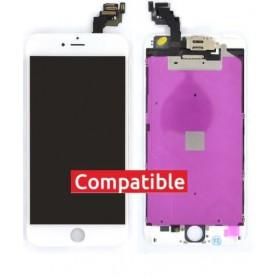 ECRAN IPHONE 6+ COMPATIBLE BLANC