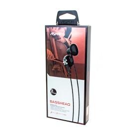 Aspor® In Ear Stereo Headset A208 Black