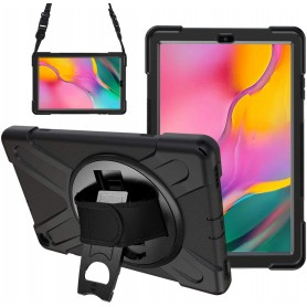 Coque Samsung Galaxy Tab A 2019 10.1 Pouces T510/T515, Antichoc Armure Robuste