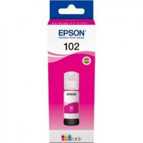 Kit de Remplissage d'Encre Epson 102 - Magenta