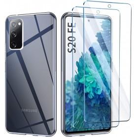 Coque Compatible avec Samsung Galaxy S20 FE /S20 FE 5G