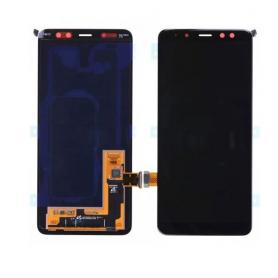 ECRAN NOIR A8 2018 (A530F) SERVICE PACK SAMSUNG GH82-21406A/529A