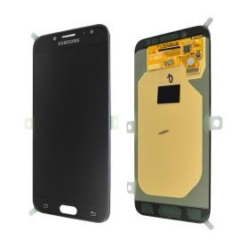 OLED Touchscreen - Black (incl. adhesive) Galaxy J7 (2017) SM-J730F